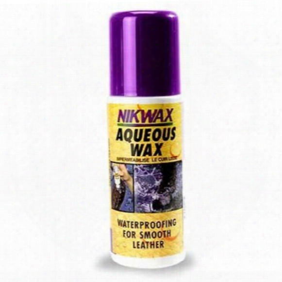 Liquid Waterproofing Wax