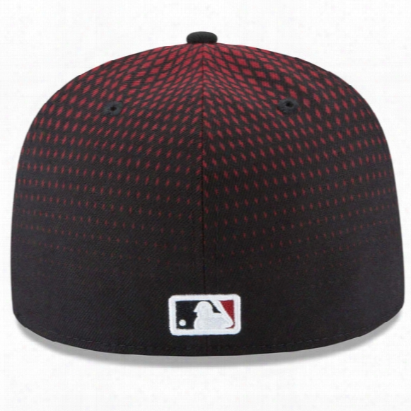 Mlb Arizona Diamondbacks Authentic Collection On Field 59fifty Performance Fitted Hat - Mens