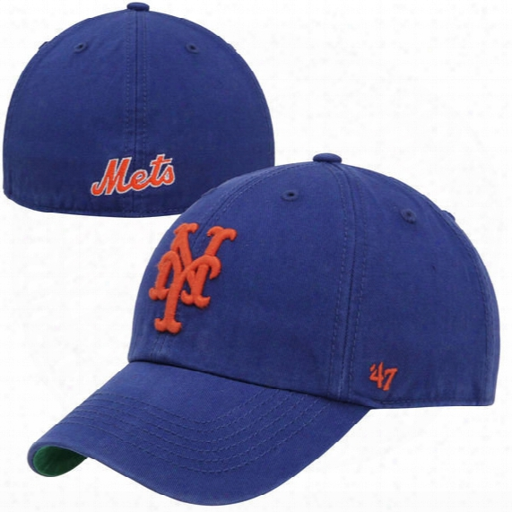 Mlb New York Mets Franchise Fitted Hat