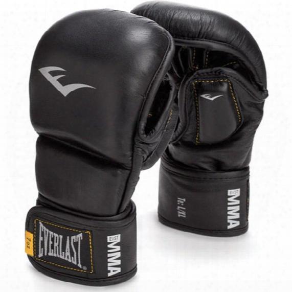 Mma 7oz Leather Striking Training Glove