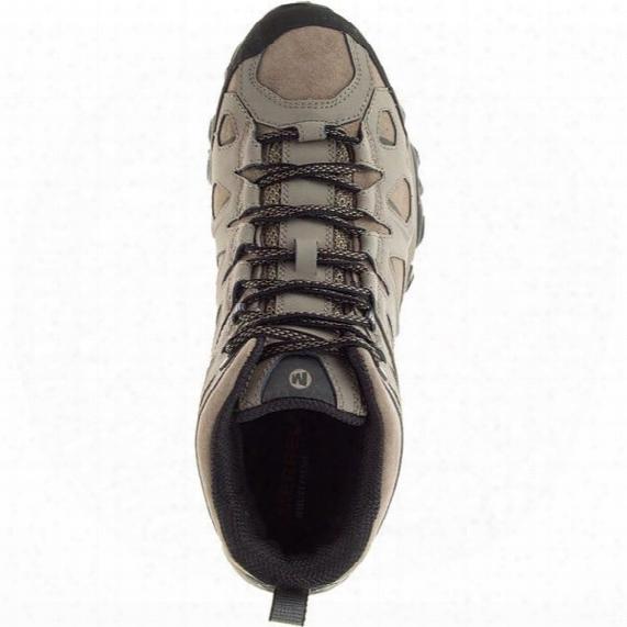 Moab Fst Leather Mid Waterproof Shoe - Mens