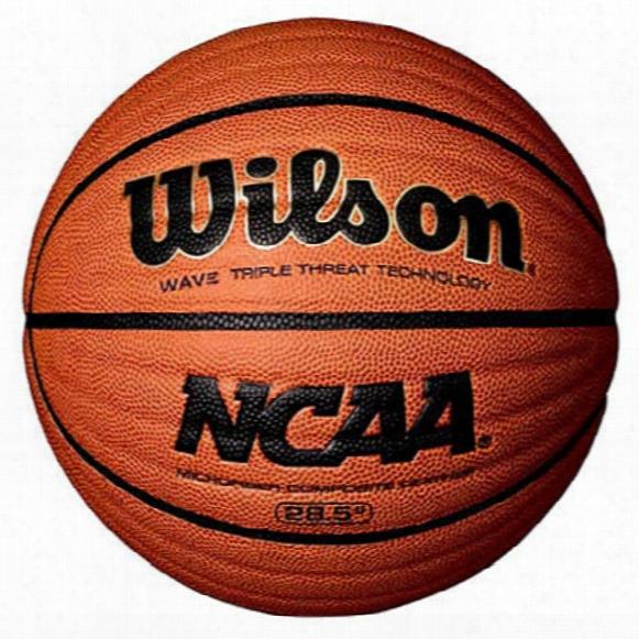 "Ncaa Wave Premium Composite Basketball 29.5""- Adult"