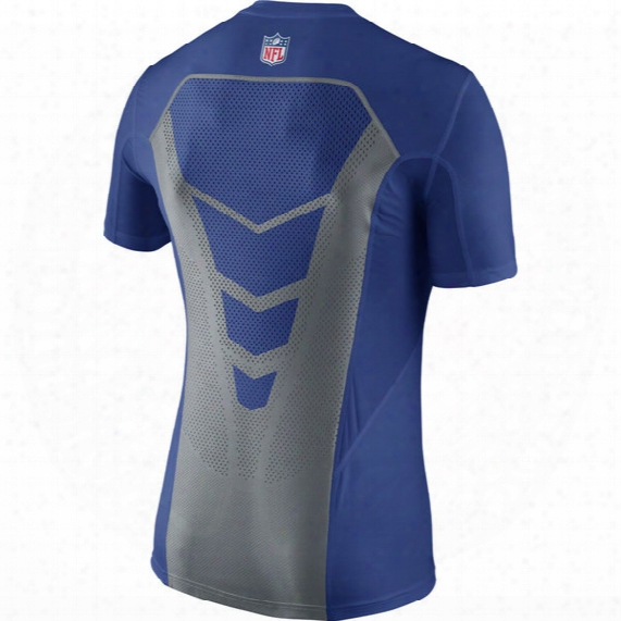 Nfl Giants Hypercool Top - Mens
