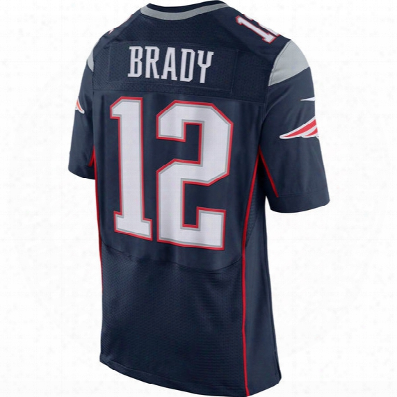 Nfl New England Patriots Game Jersey ( Tom Brady ) - Mens