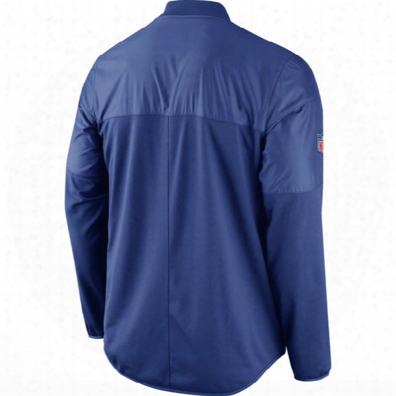 Nfl New York Giants Hybrid Perforance Jacket- Mens