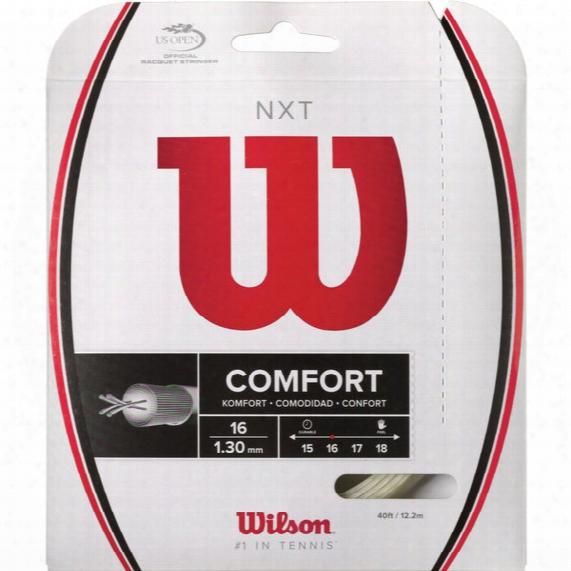 Nxt Comfort 16 Guage Tennis String