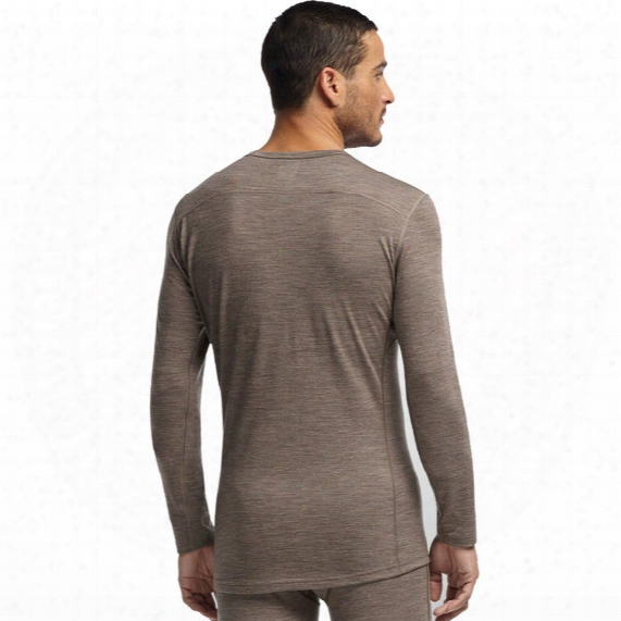 Oasis Long Sleeve Crewe - Mens