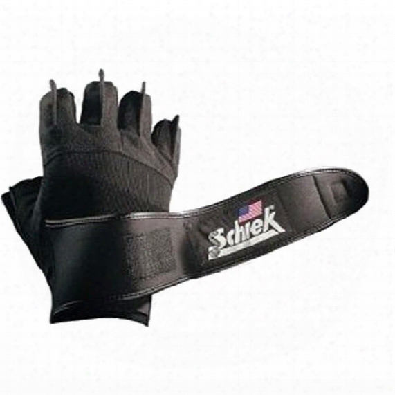 Platinum Lifting Glove With Wrap - Mens