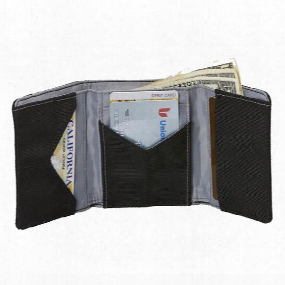 Rfid Tri-fold Wallet