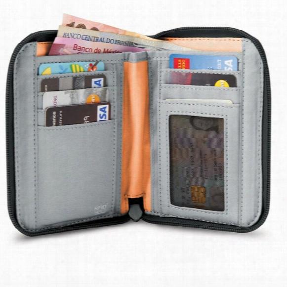 Rfidsafe W100 Rfid Blocking Wallet