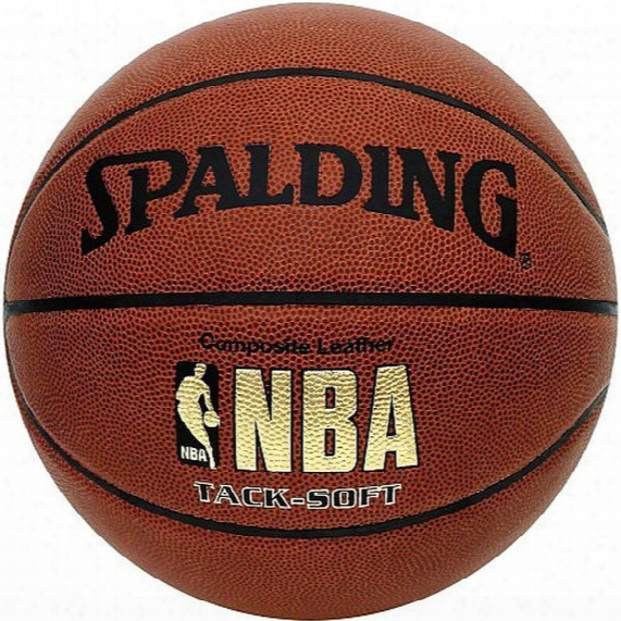Tack-soft Official Size Basketball