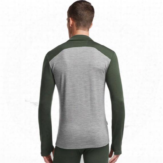 Tech Top Long Sleeve Half Zip Top - Mens