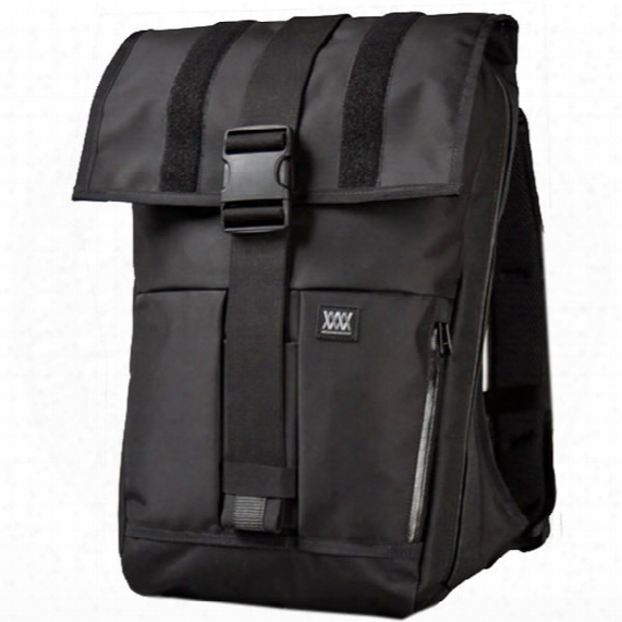 The Rambler Expandable Toll Top Backpack