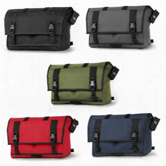The Rummy - Classic Roll-top Messenger - Mens