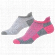 2PK GHOST MIDWEIGHT SOCK - WOMENS