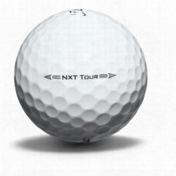 Titleist Nxt Tour S Golf Ball '16