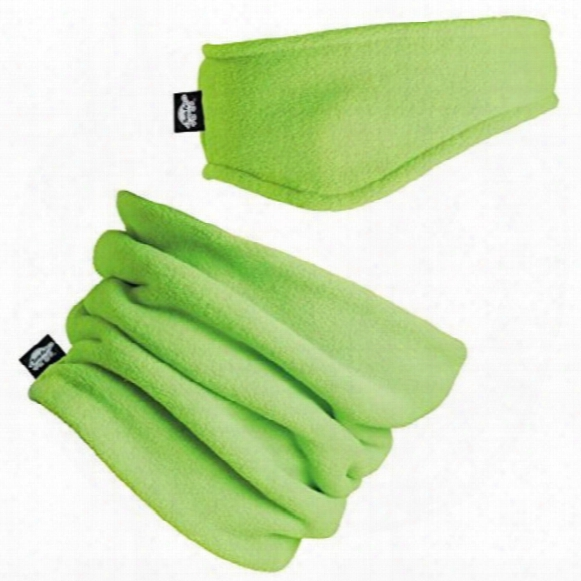 Triple-layer Fleece Headband - Kids