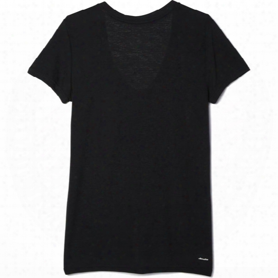 Twenty 4 Seven Deep V Tee - Womens