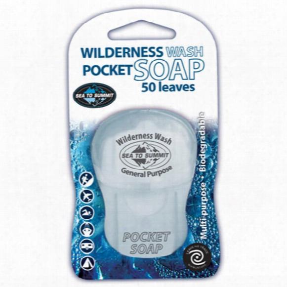 Wilderness Wash Pocket Soap