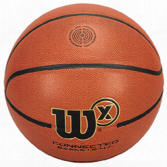 X Connected Official Size Basketball 2016
