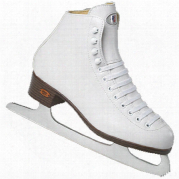 110 Figure Skate With Gr4 Blades - Womens