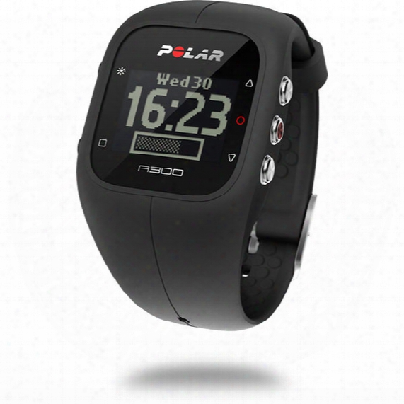 A300 Fitness Watch - Black