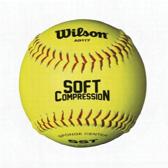 A9117 Soft Compression Softball
