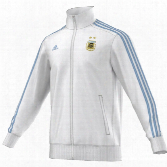 Argentina Messi Track Jacket - Mens