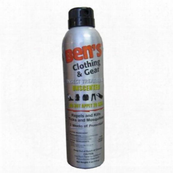 Ben's Clothing & Gear Repellent