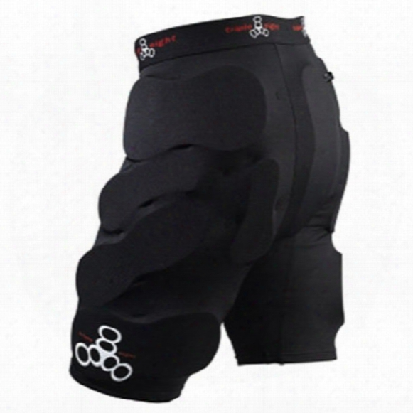 Bumsavers Ii Padded Snowboard Short - Mens