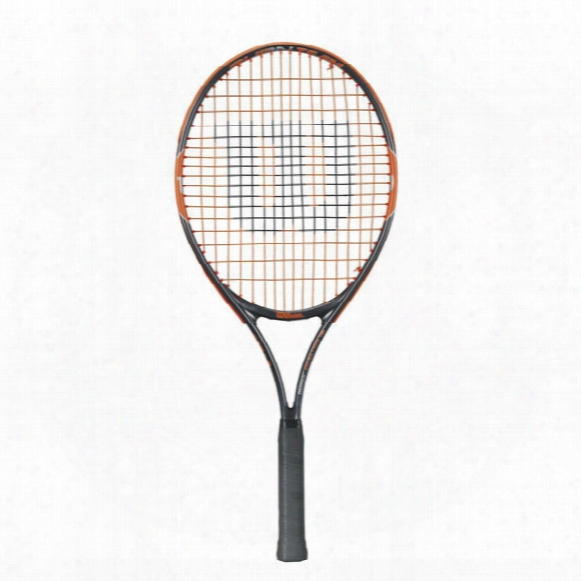 Burn Team 25 Tennis Racket - Kids & Juniors