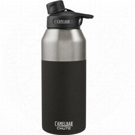 Chute Vacuum Insulated Stainless Steel Water Bottle - 40 Oz
