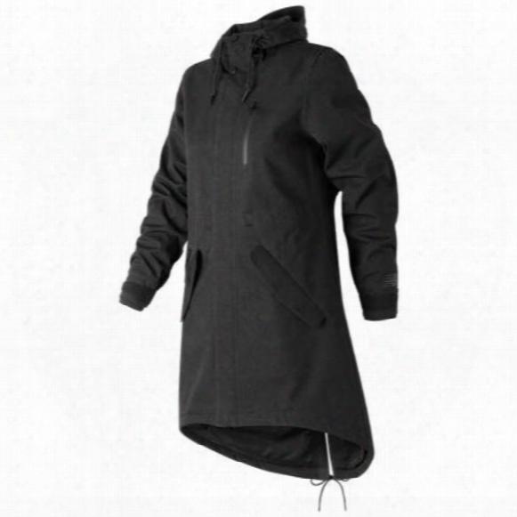 Drop Tail Jacket - Womens