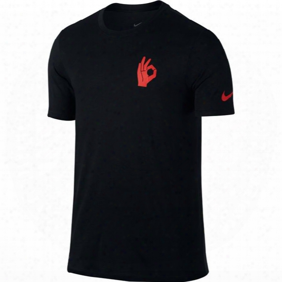 Dry Graphic Basketball T-shirt - Mens
