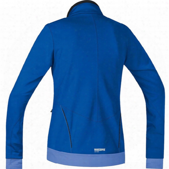 Element Windstopper Soft Shell Cycling Jacket - Womens