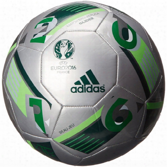 Euro Glider Soccer Ball 2016