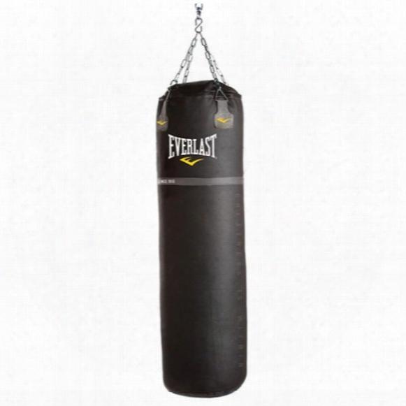 Everlast Super Leather Heavy Bag