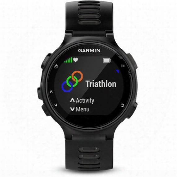 Garmin Forerunner 735xt Gps Multisport Watch With Wrist-based Heart Rate