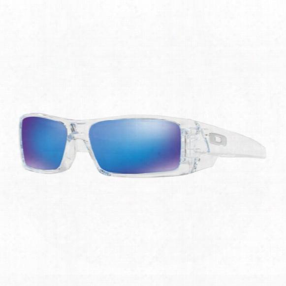 Gascan Sunglasses � Sapphire Iridium Lens