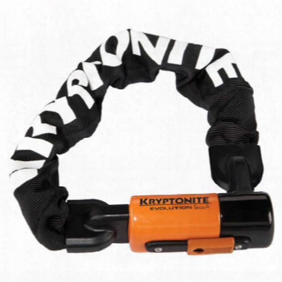 Kryptonite 1055 Evolution Series 4 Chain Lock: 21.5 Inch X 55cm