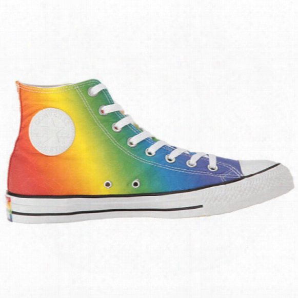 Lgbt Pride Themed All Star Hi - Mens