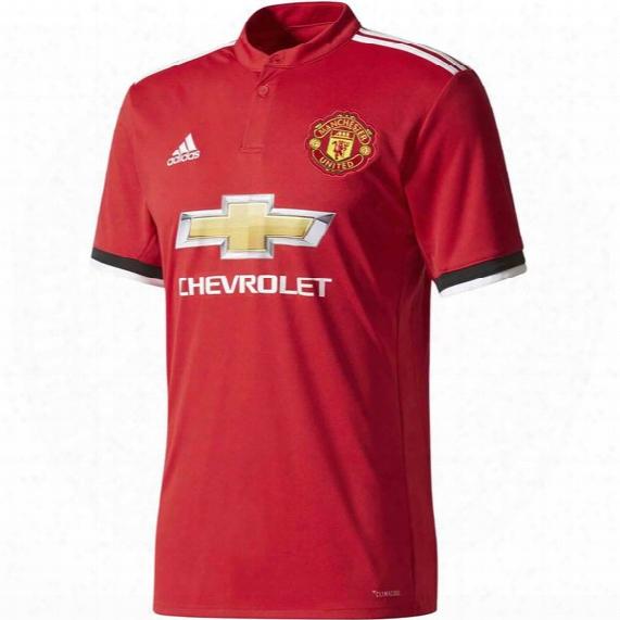 Manchester United Home Replica Jersey - Mens