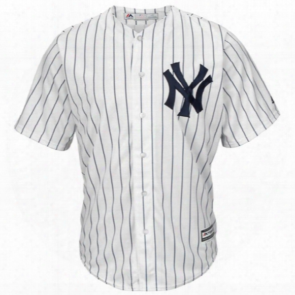 Mlb New York Yankees Cool Base Team Jersey - Mens