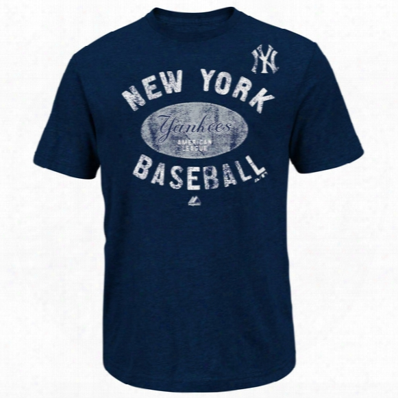 Mlb New York Yankees League Legend Fashion T-shirt - Mens