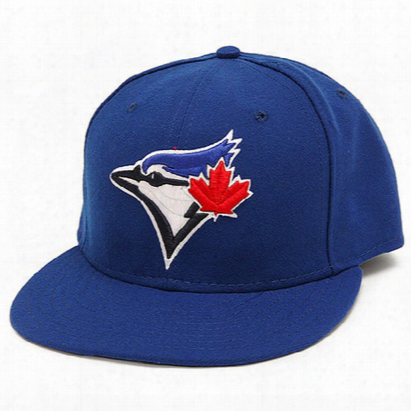 Mlb Toronto Blue Jays Home Performance 59fifty On-field Cap - Adult