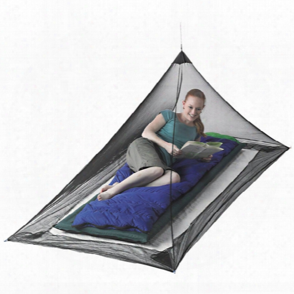 Mosquito Pyramid Net Shelter Â Single