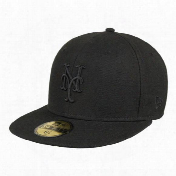 New York Mets 59fifty Fitted Cap - Mens