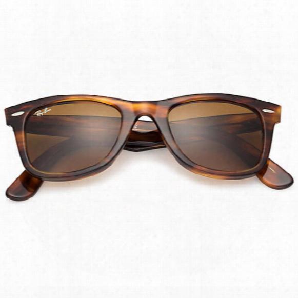 Original Wayfarer Calssic Glasses - Brown Lenses