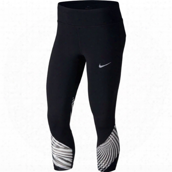Power Epic Lux Running Crops - Womens
