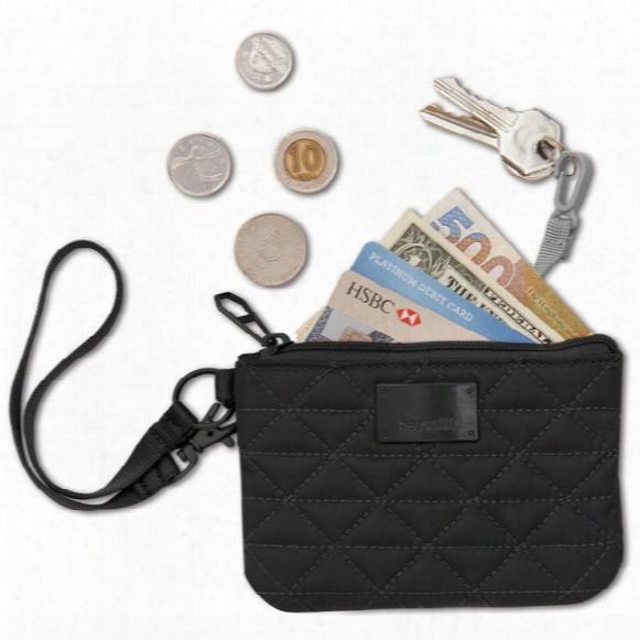 Rfidsafe W50 Rfid Blocking Coin & Card Purse